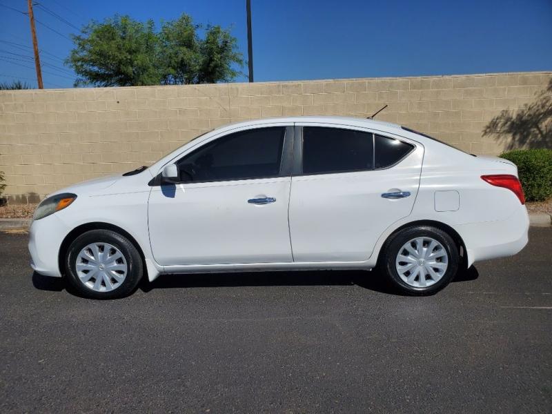 NISSAN VERSA 2012 price $2,900