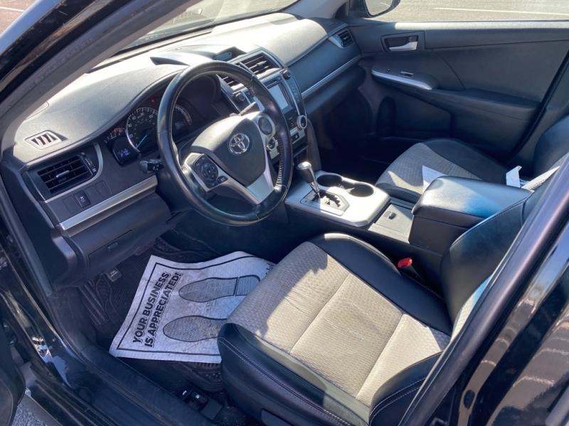 TOYOTA CAMRY 2012 price $5,900