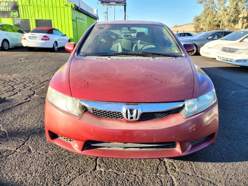 HONDA CIVIC 2009 price $3,900