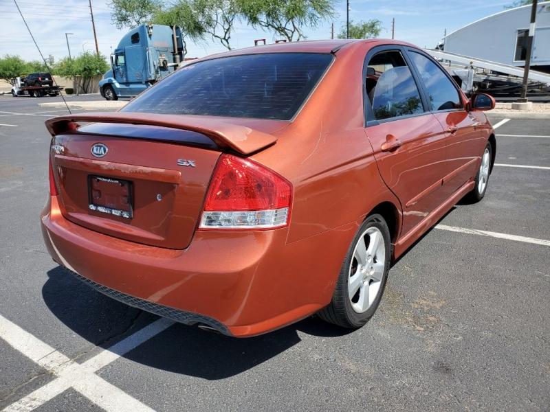 KIA SPECTRA 2007 price $3,900