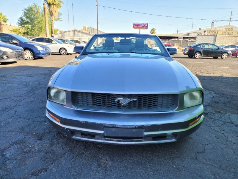 FORD MUSTANG 2006 price $4,900