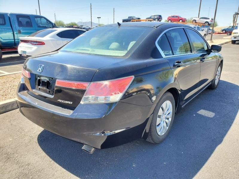 HONDA ACCORD 2012 price $3,900