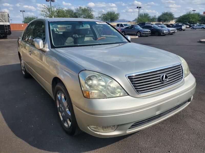 LEXUS LS 2003 price $3,900