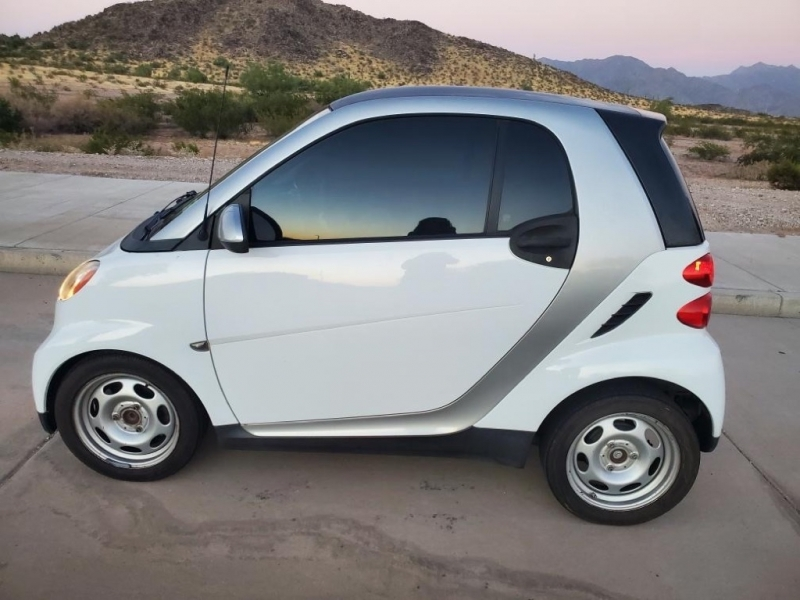 SMART FORTWO 2012 price $4,900