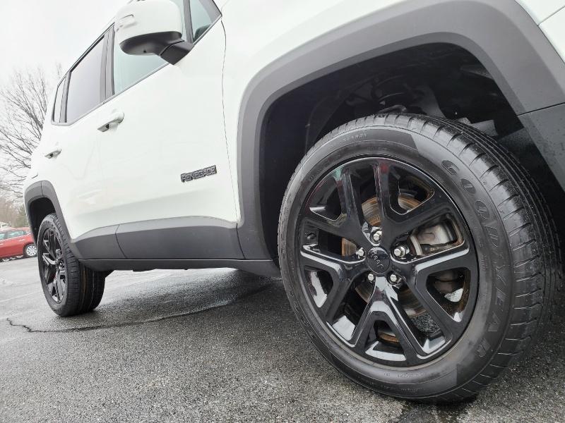 Jeep Renegade 2017 price $18,500