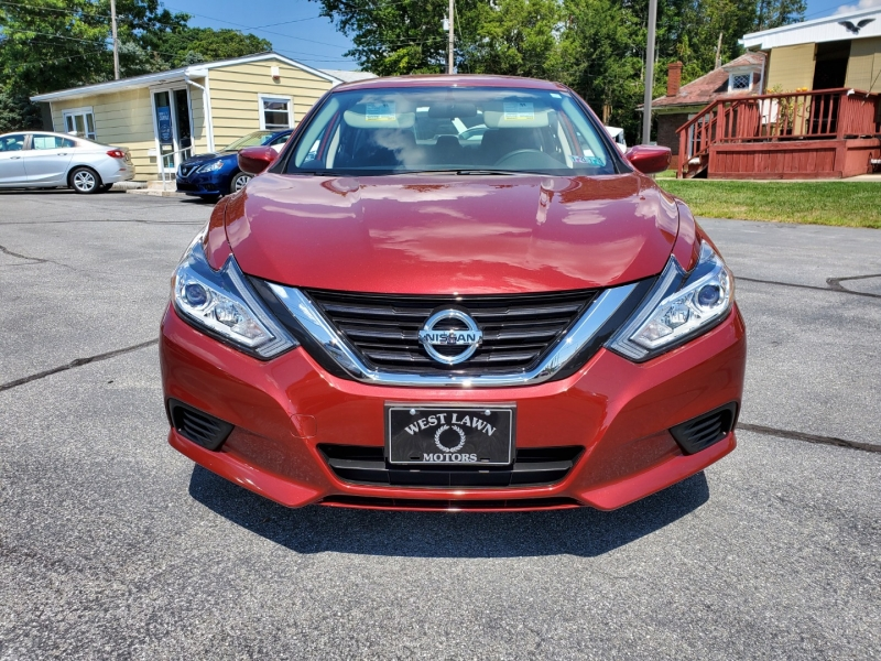 Nissan Altima 2017 price $16,500