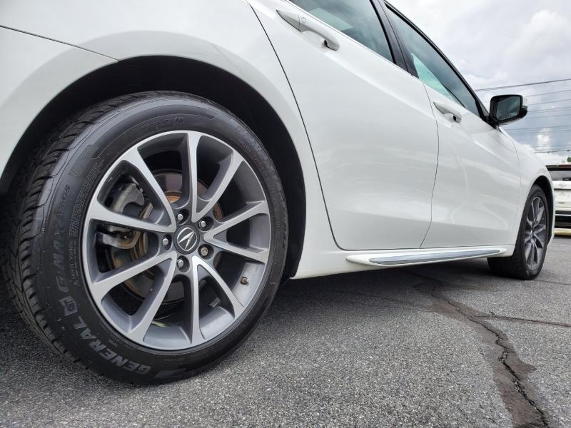 Acura TLX 2018 price $26,900