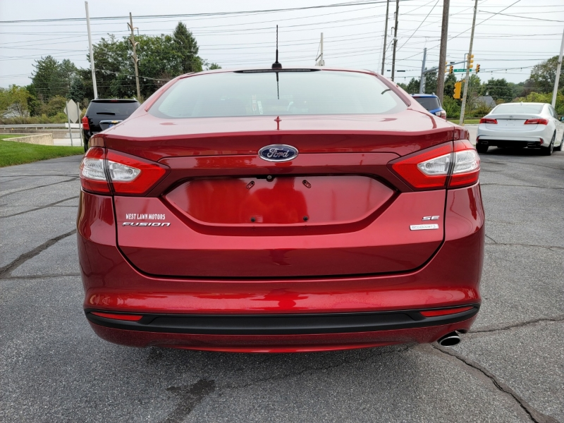 Ford Fusion 2014 price $12,900