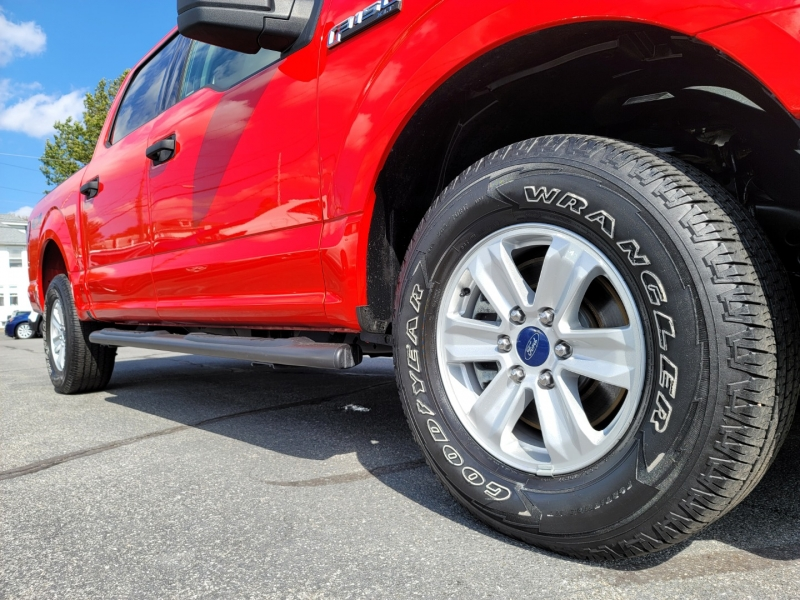 Ford F-150 2017 price $33,900