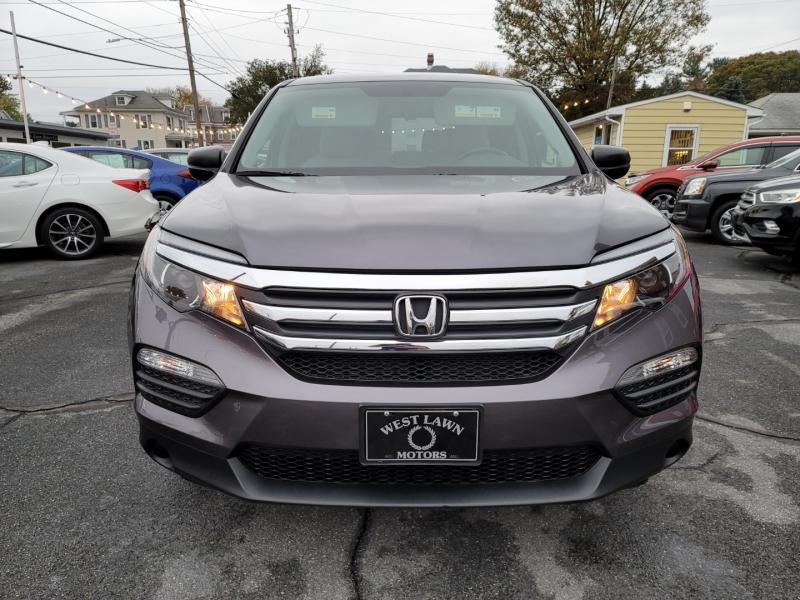Honda Pilot 2017 price $26,900