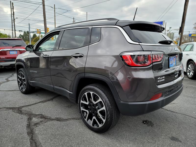 Jeep Compass 2018 price $22,900