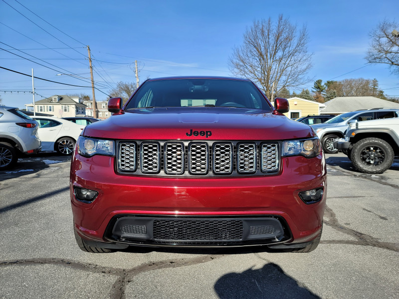 Jeep Grand Cherokee 2018 price $29,688