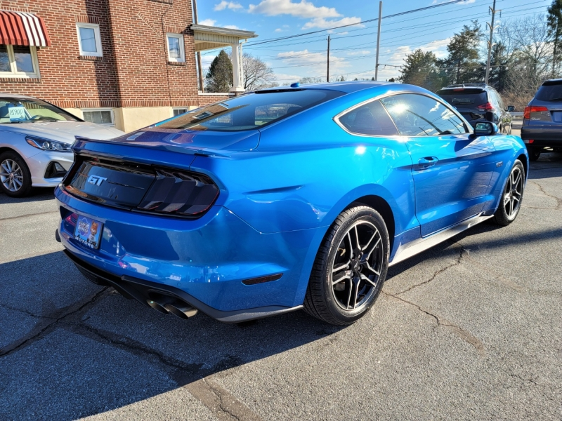 Ford Mustang 2019 price $28,900