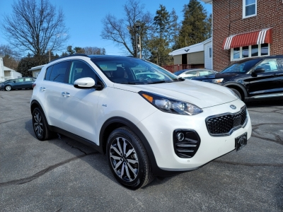 Used Kia Sportage Reading Pa