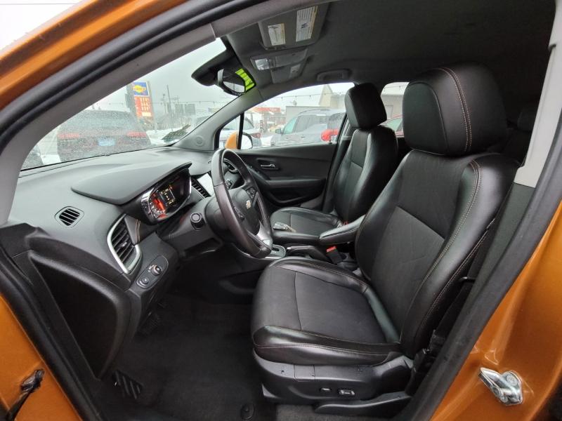 Chevrolet Trax 2017 price $13,900
