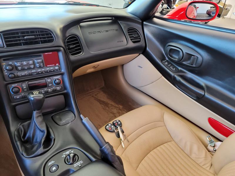 Chevrolet Corvette 2001 price $22,900