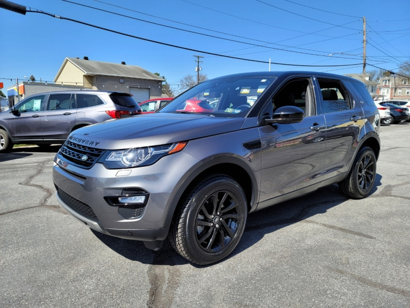 Land Rover Discovery Sport 2018 price $34,900