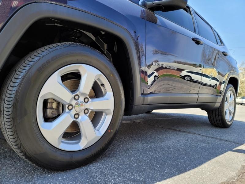Jeep Compass 2018 price $20,900