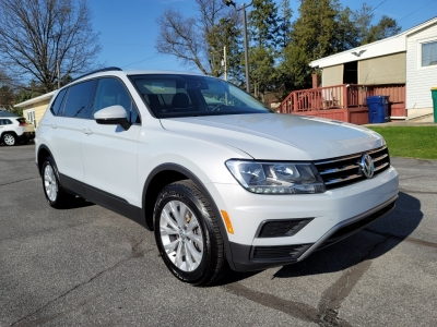 Used Volkswagen Tiguan Reading Pa