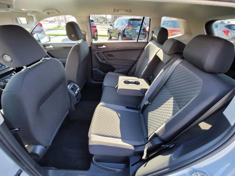 Volkswagen Tiguan 2018 price $17,900