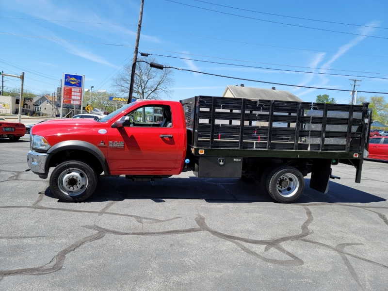 RAM 5500 Chassis Cab 2018 price $57,900