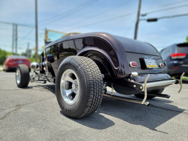 Ford Roadster 1932 price $34,900
