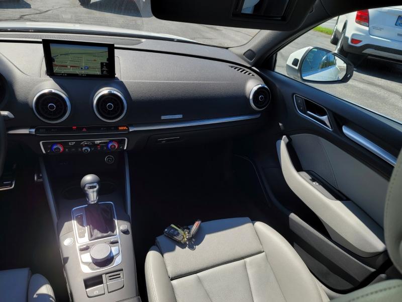 Audi A3 Sedan 2018 price $32,900