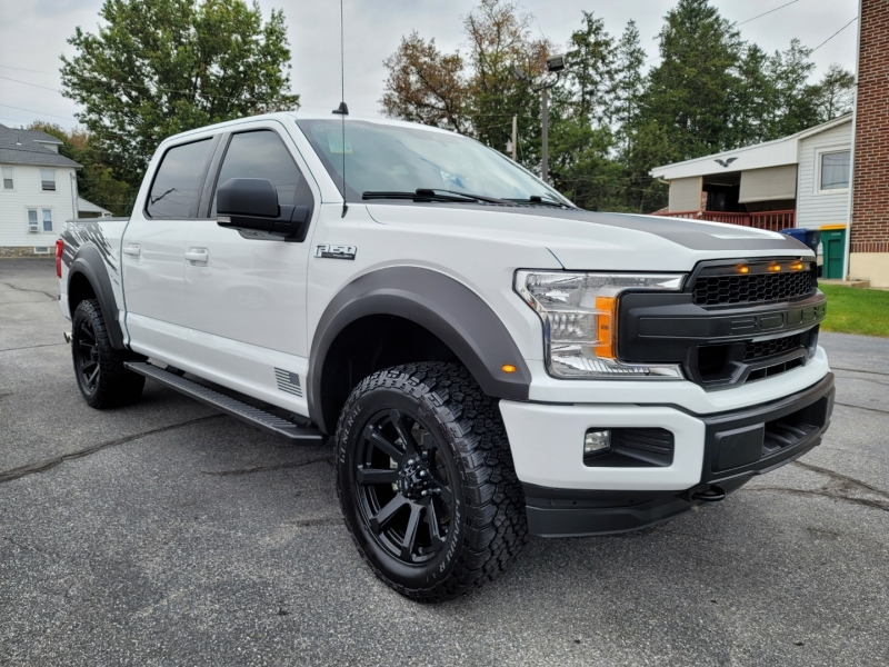 Ford F-150 2019 price $62,900