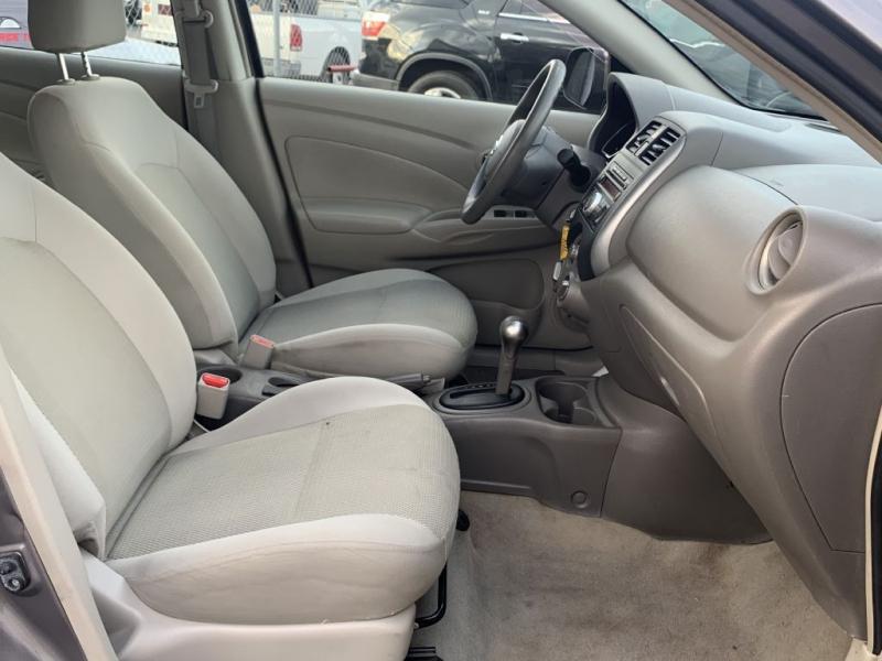 NISSAN VERSA 2012 price $5,299