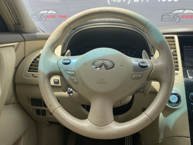 INFINITI FX35 2009 price $8,598