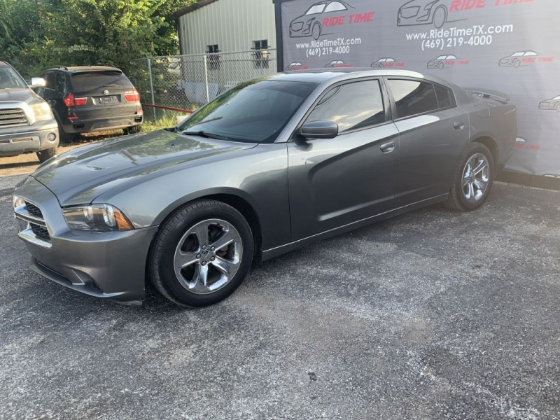 DODGE CHARGER 2012 price $7,499