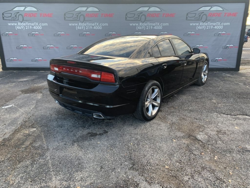 DODGE CHARGER 2012 price $9,599