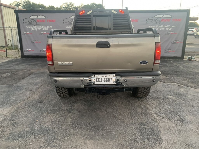 FORD F250 2006 price $12,599