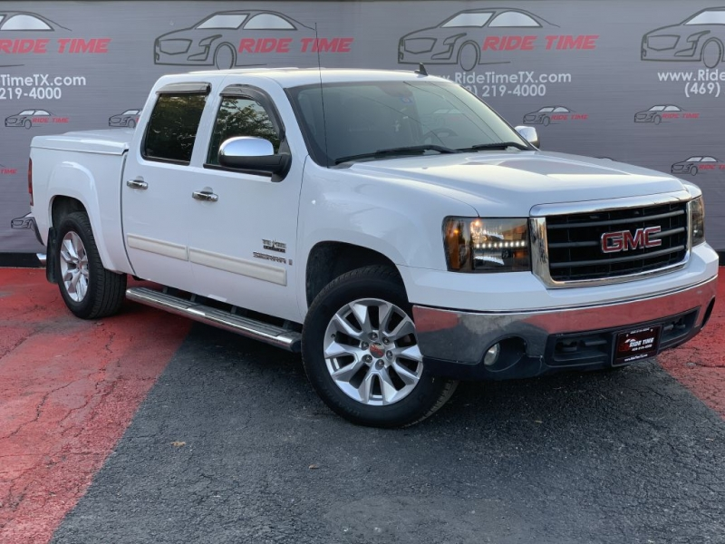 GMC NEW SIERRA 2007 price $10,499