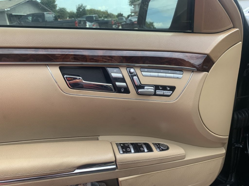 MERCEDES-BENZ S-CLASS 2011 price $13,999