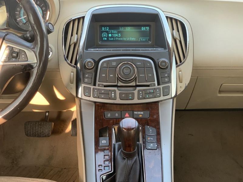BUICK LACROSSE 2011 price $6,499