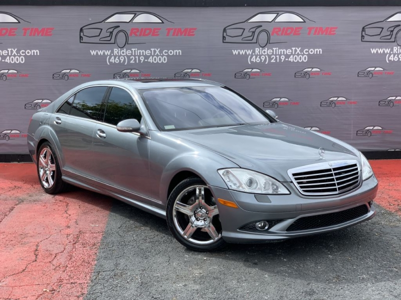 MERCEDES-BENZ S-CLASS 2008 price $9,599