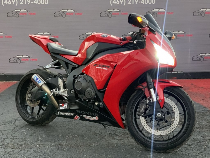HONDA CBR1000RR 2015 price $7,999