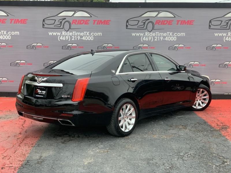 CADILLAC CTS 2014 price $11,499