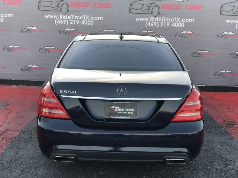 MERCEDES-BENZ S-CLASS 2012 price $16,999