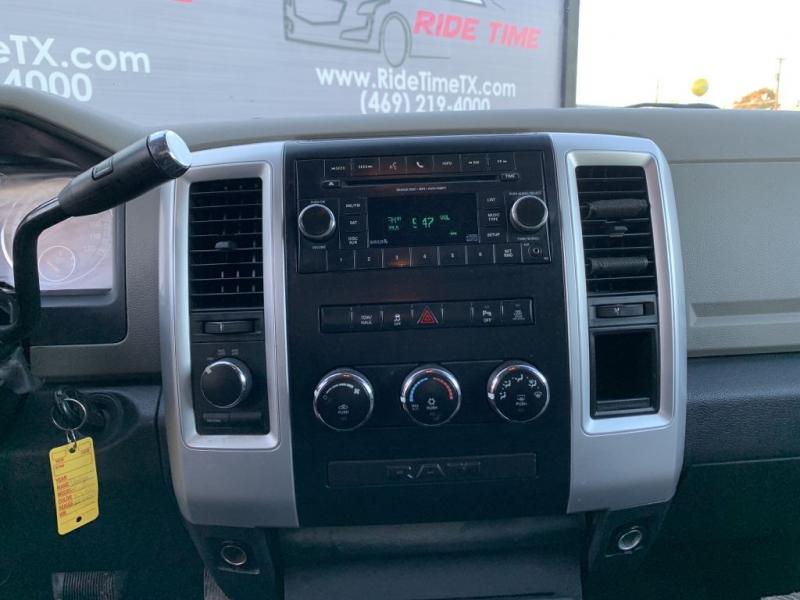 DODGE RAM 2500 2012 price $8,999