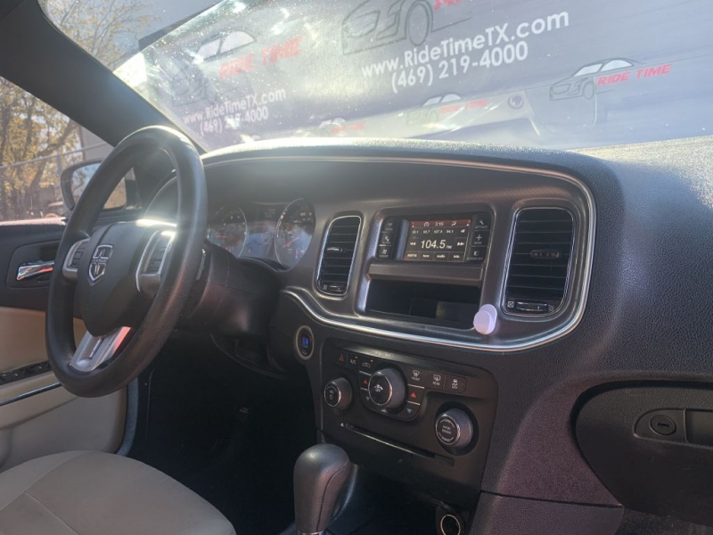 DODGE CHARGER 2013 price $7,999