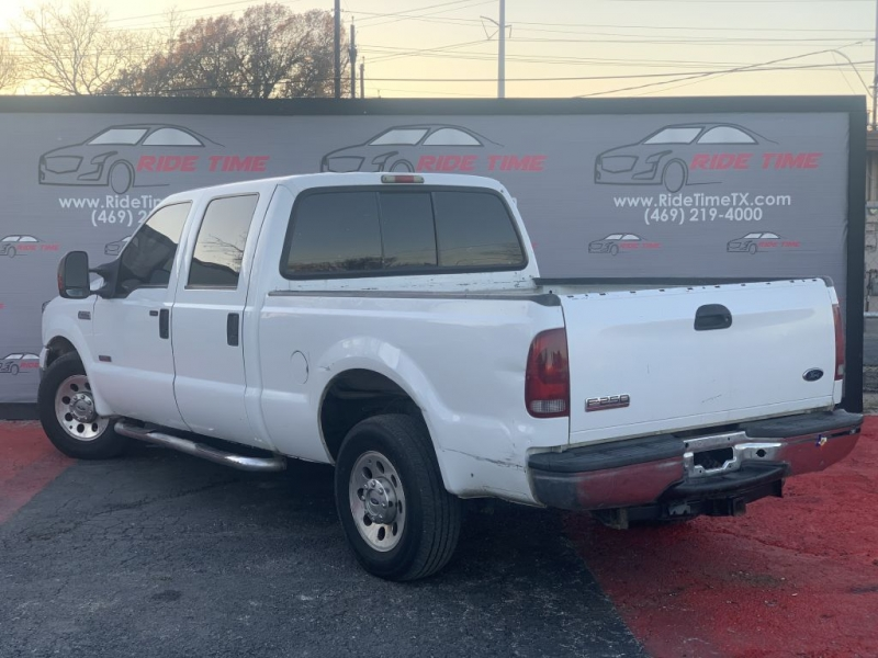 FORD F250 2006 price $4,499