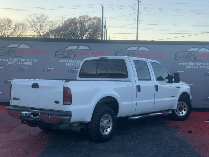 FORD F250 2006 price $4,999