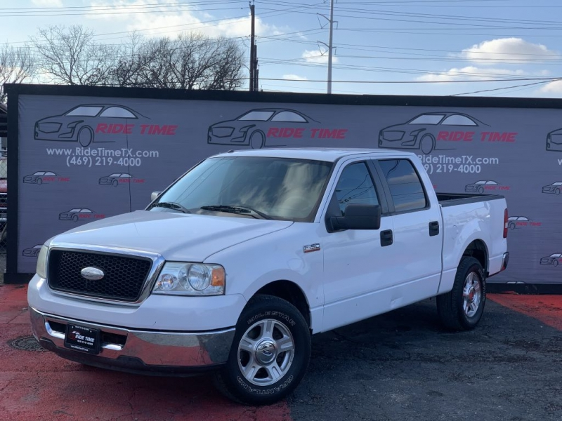 FORD F150 2007 price $5,499