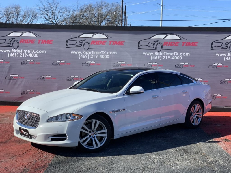 JAGUAR XJL 2014 price $18,999