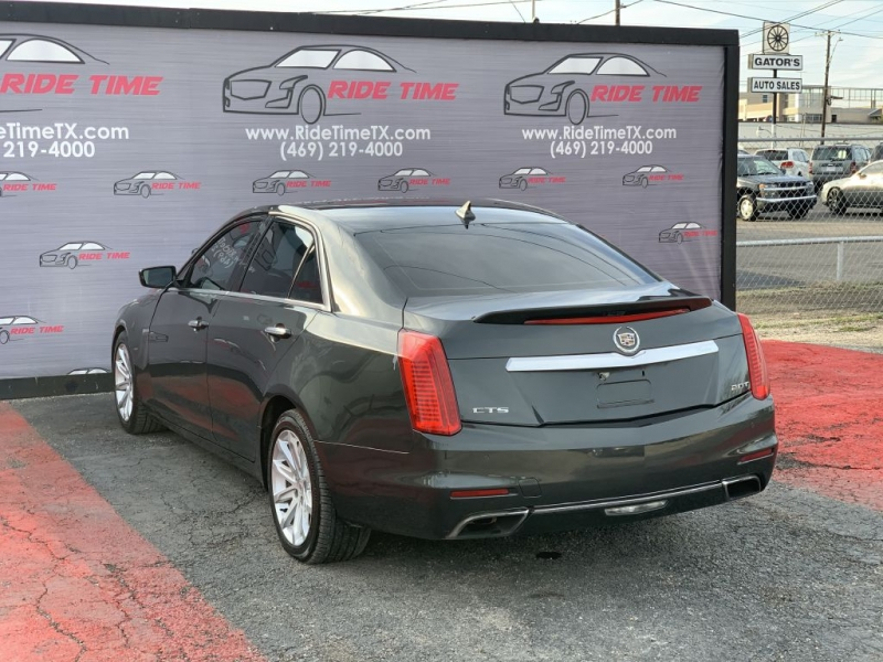 CADILLAC CTS 2014 price $9,499