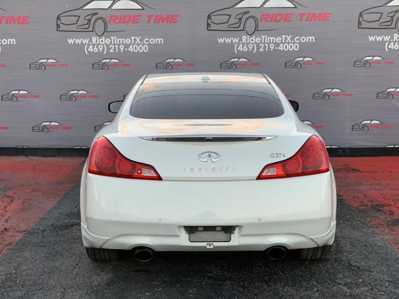 INFINITI G37 2011 price $10,499