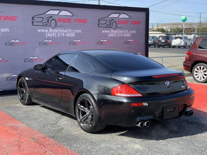 BMW M6 2008 price $13,999