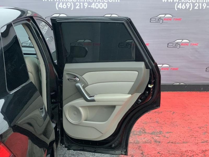 ACURA RDX 2011 price $6,999